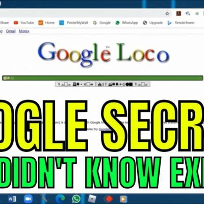 25 Google secrets that you did not know
